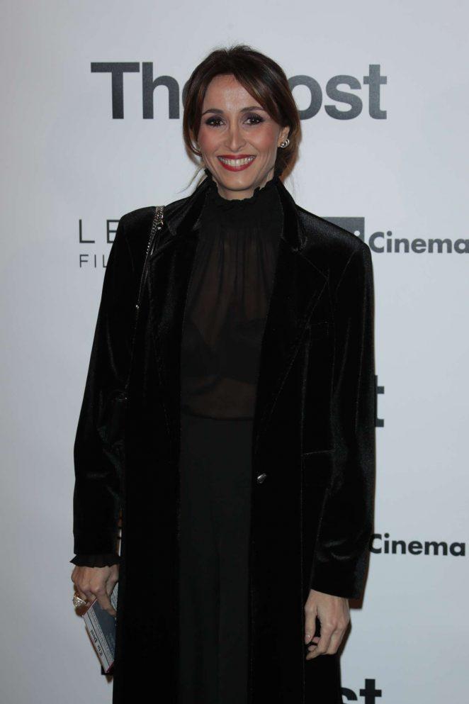 Benedetta Parodi - 'The Post' Premiere in Milan