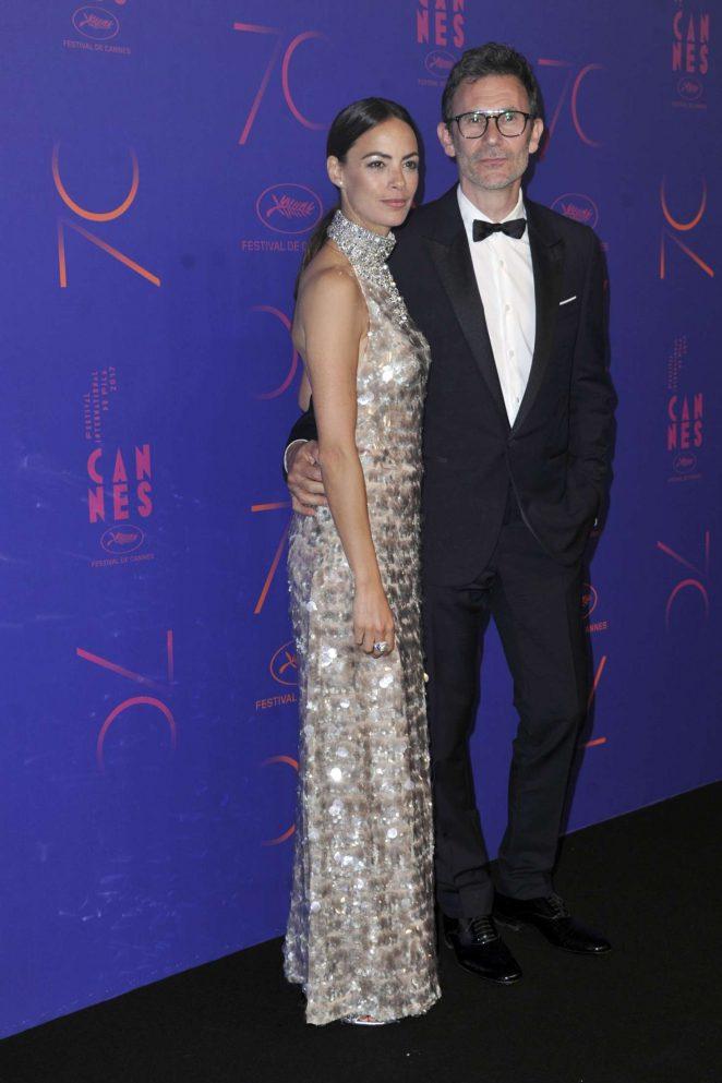 Berenice Bejo - 70th Anniversary Dinner at 2017 Cannes Film Festival