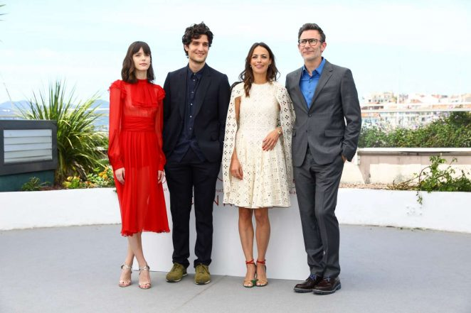 Berenice Bejo: Redoutable Photocall at 70th Cannes Film Festival -09