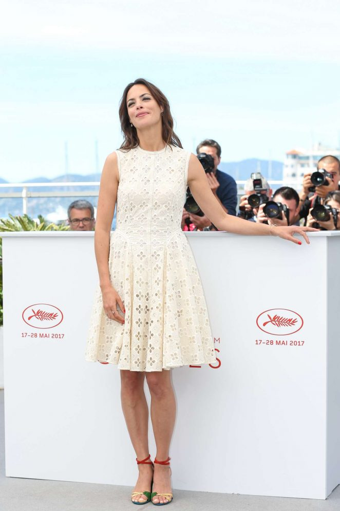 Berenice Bejo: Redoutable Photocall at 70th Cannes Film Festival -10