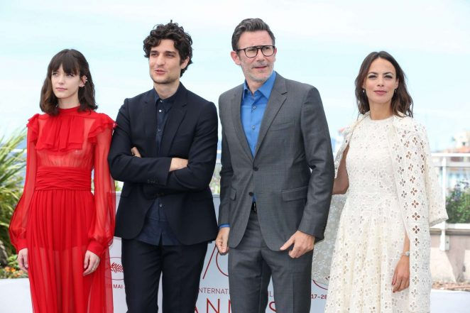Berenice Bejo: Redoutable Photocall at 70th Cannes Film Festival -23