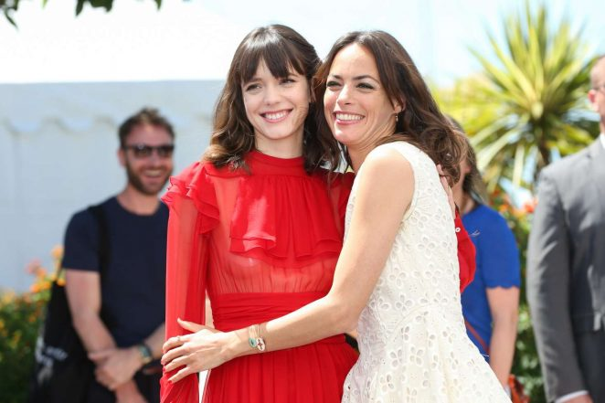 Berenice Bejo: Redoutable Photocall at 70th Cannes Film Festival -28