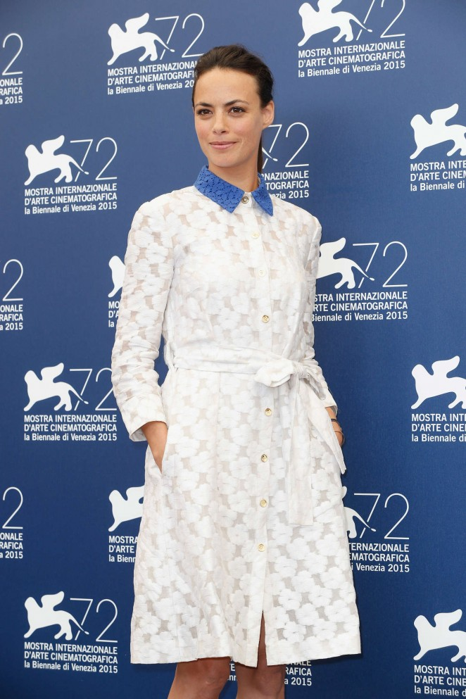 Berenice Bejo - 'The Childhood Of A Leader' Photocall at 72nd Venice Film Festival