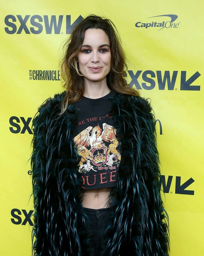 Berenice Marlohe - 'Song to Song' Screening at 2017 SXSW Festival in Austin