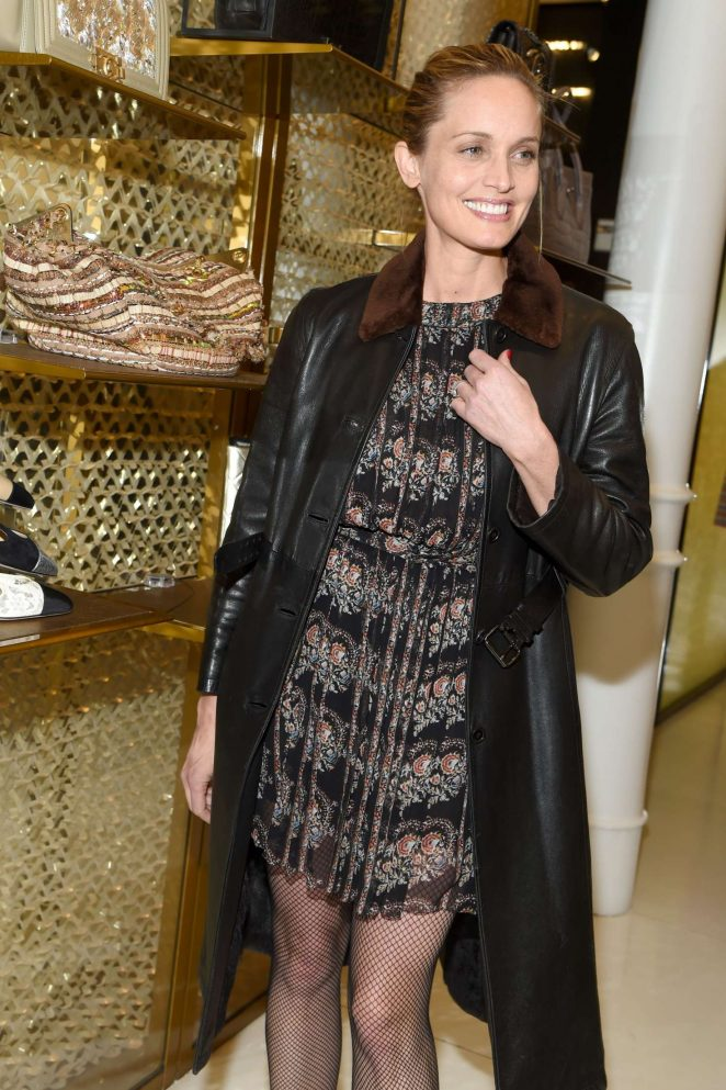 Beri Smither - Chanel Celebrates The Realease of 'Hair by Sam McKnight' in NY
