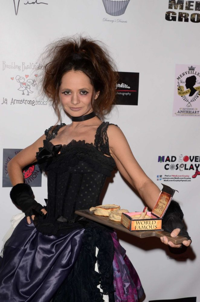 Berna Roberts at Halloween Hotness 4: Heating Up For The Cure in Hollywood