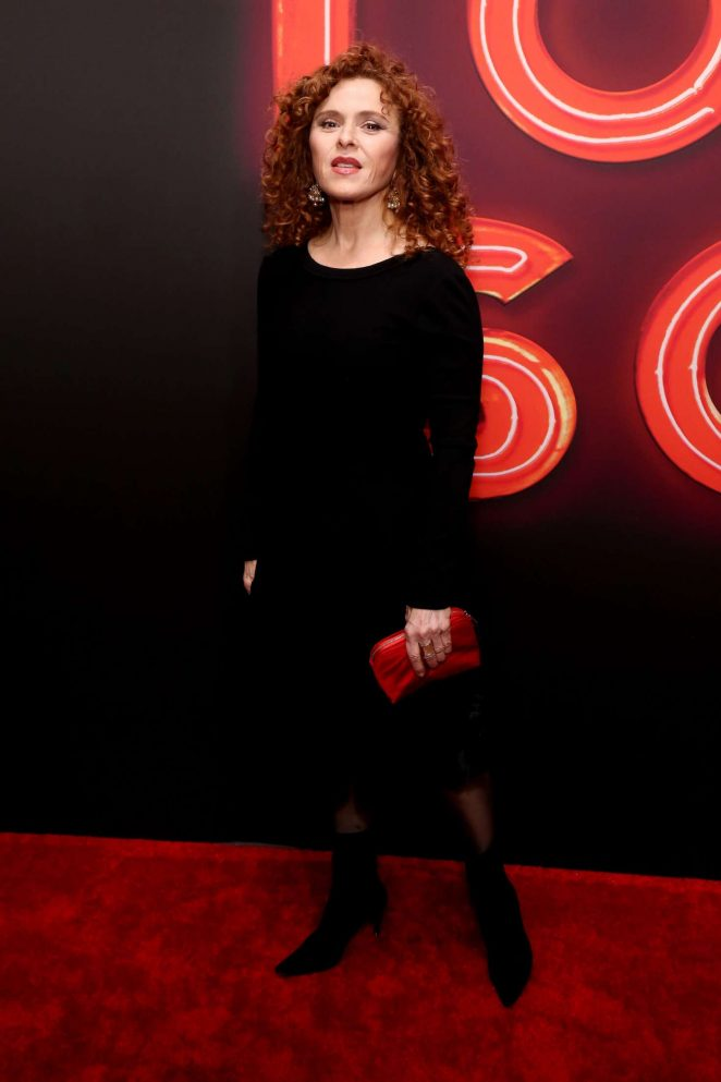 Bernadette Peters - Harvey Fierstein's Torch Song Opening Night in NY