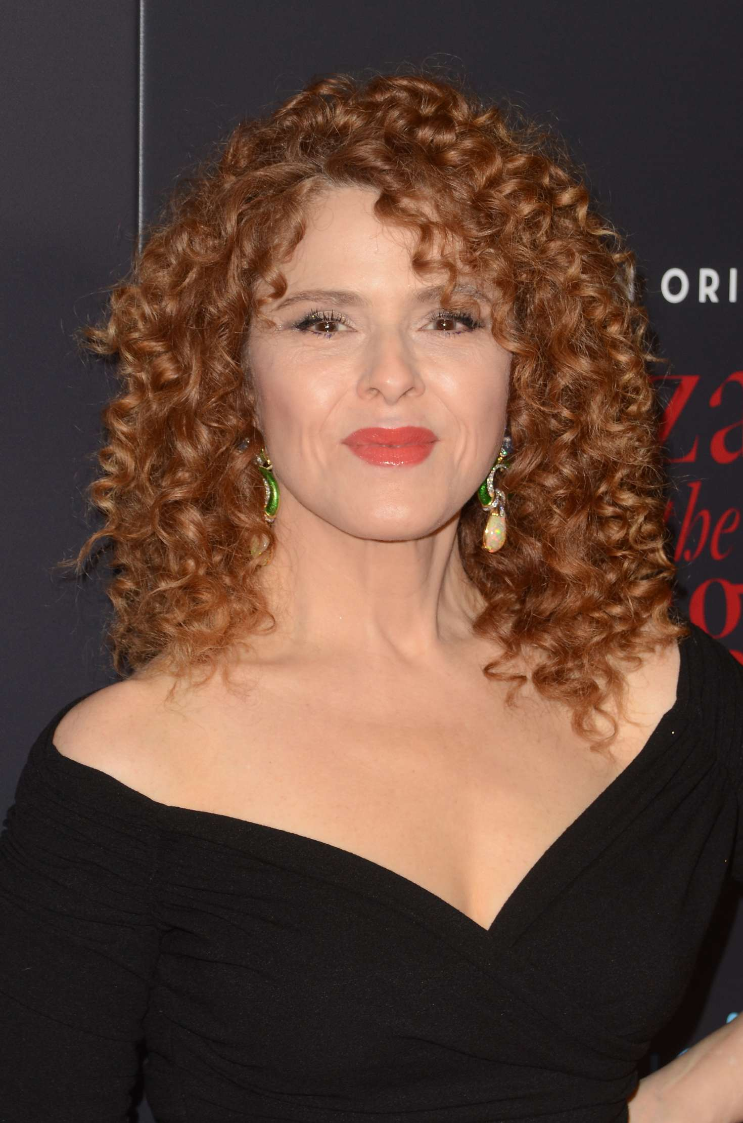 Bernadette Peters Mozart In The Jungle Premiere In Los Angeles