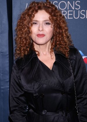 Bernadette Peters - Opening night of Les Liaisons Dangereuses in New York