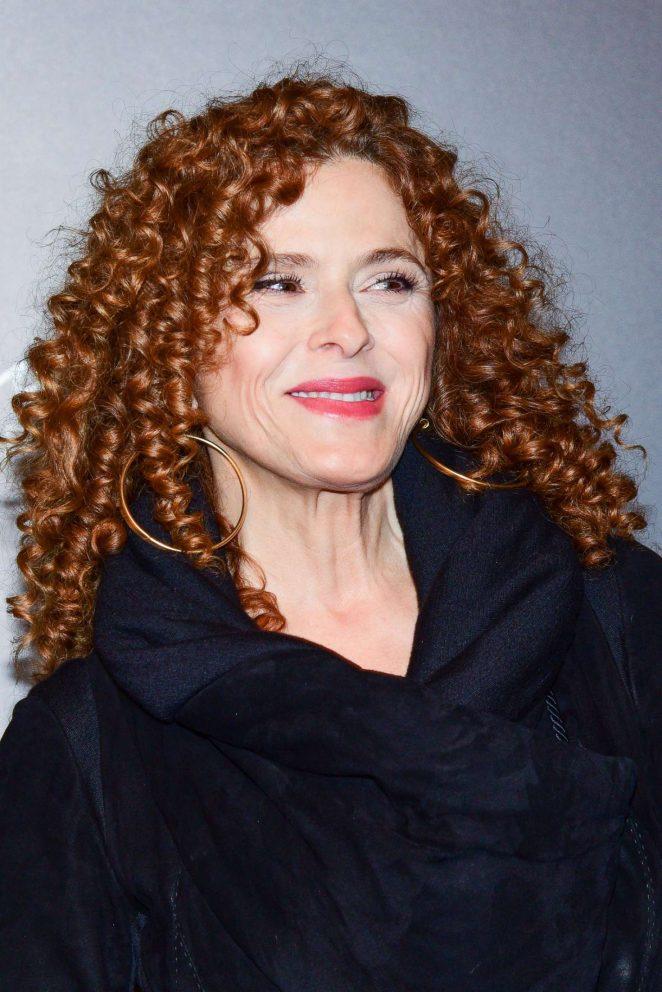 Bernadette Peters - Stephan Weiss Apple Awards 2018 in New York