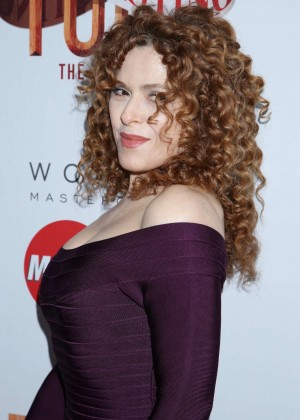 Bernadette Peters - 'Tuck Everlasting' Broadway Opening Night in New York