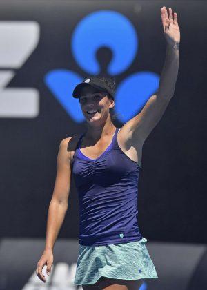 Bernarda Pera - 2018 Australian Open in Melbourne - Day 4