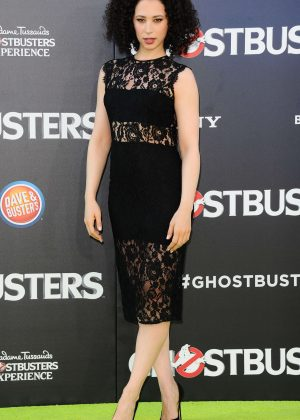 Bess Rous - 'Ghostbusters' Premiere in Hollywood