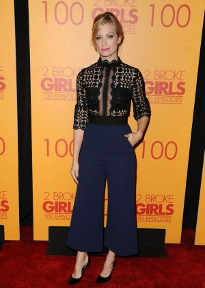 Beth Behrs - '2 Broke Girls' 100th Episode Celebration in LA