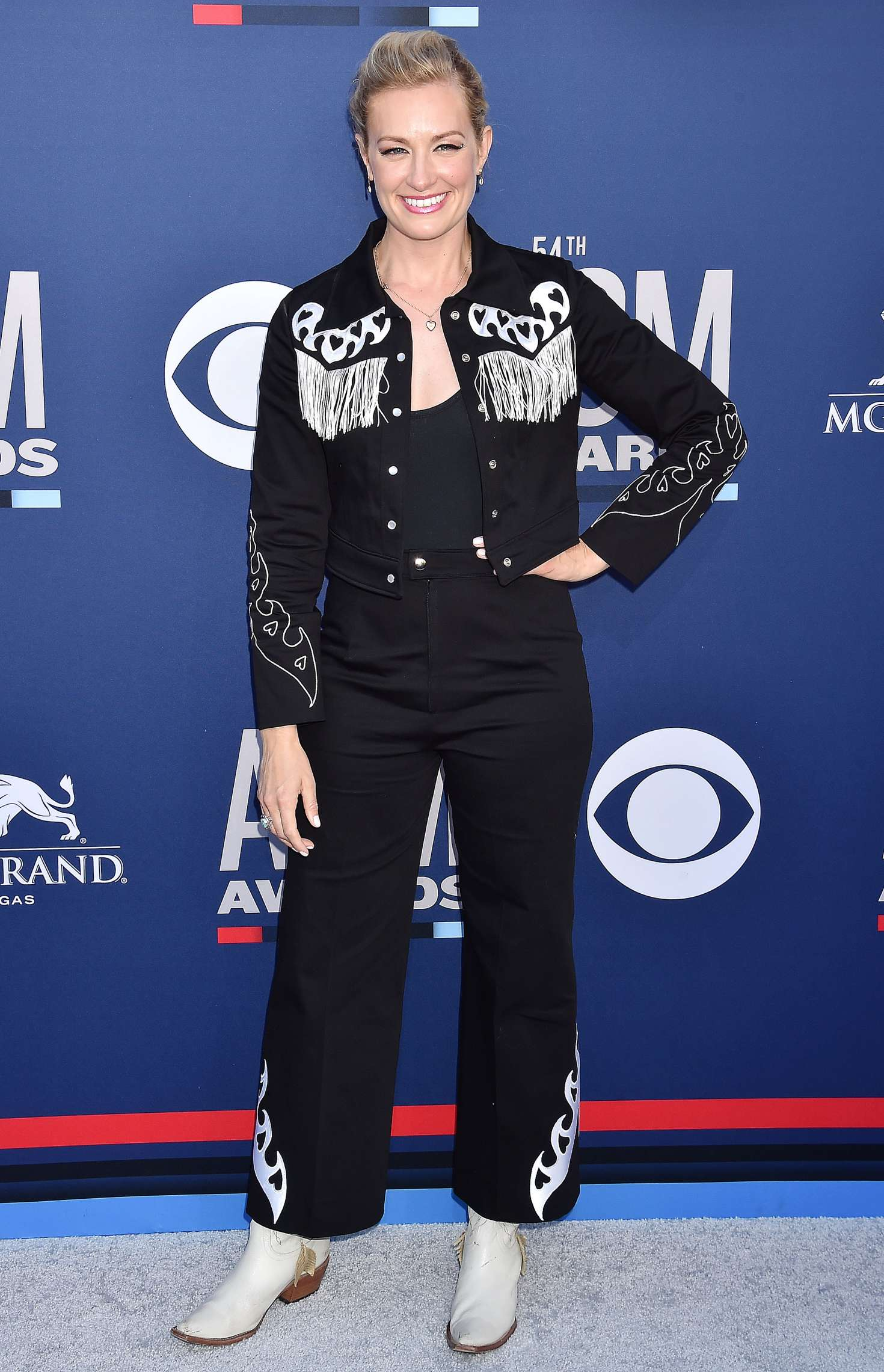 Beth Behrs 2019 : Beth Behrs: 2019 Academy of Country Music Awards -04