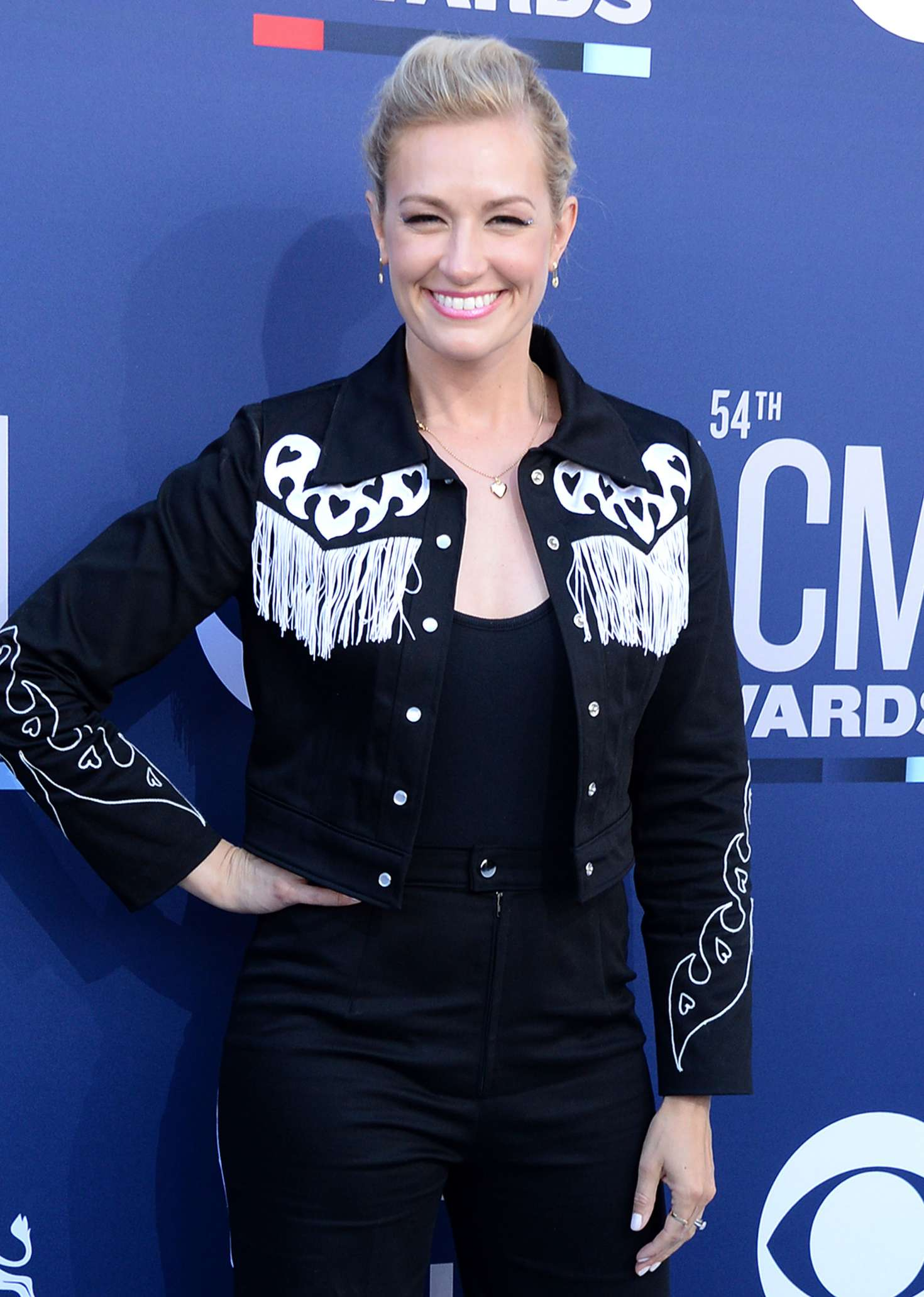 Beth Behrs 2019 : Beth Behrs: 2019 Academy of Country Music Awards -06