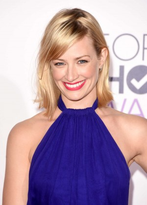 Beth Behrs - 41st Annual People's Choice Awards in LA