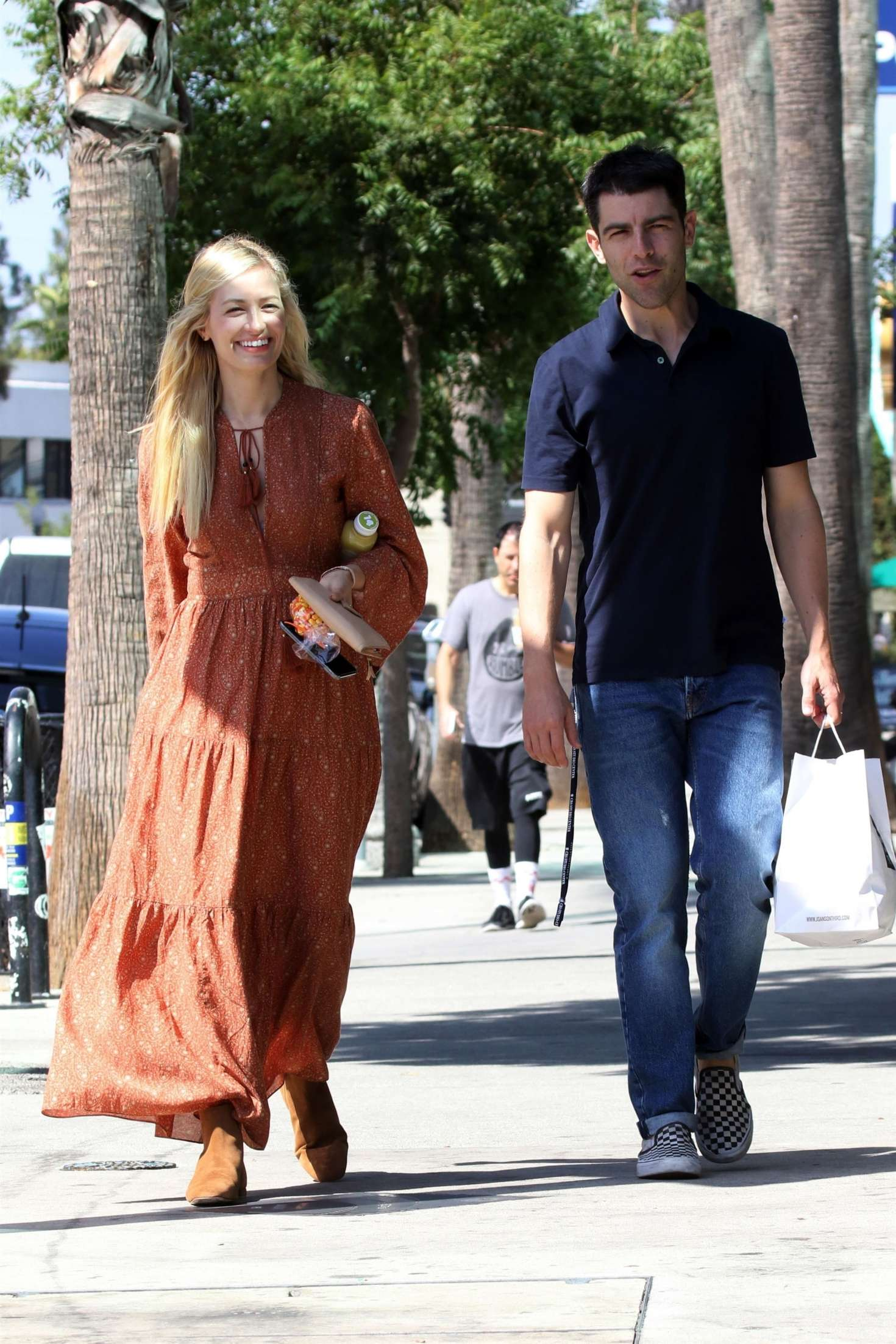 Beth Behrs 2018 : Beth Behrs at Joans on Third in Studio City -01