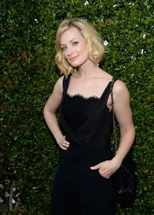 Beth Behrs - John Varvatos Stuart House Benefit 2015 in LA