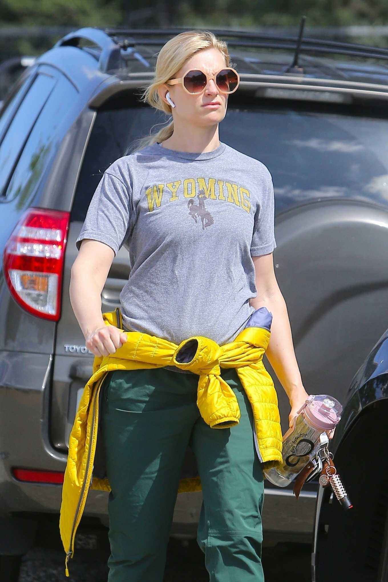 Beth Behrs - Out in the Hollywood Hills