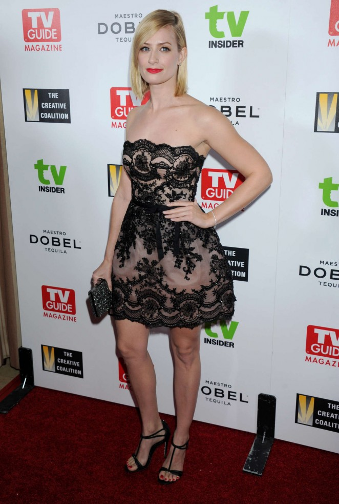 Beth Behrs - Television Industry Advocacy Awards 2015 in West Hollywood