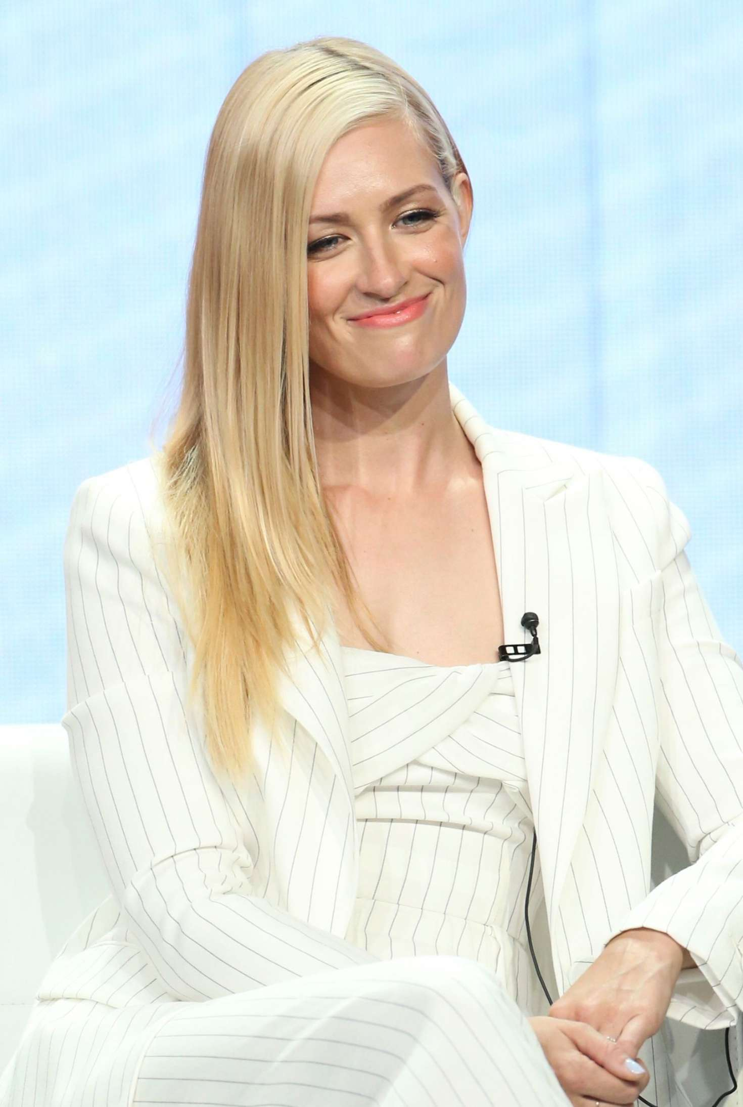 Beth Behrs 2018 : Beth Behrs: The Neighborhood Panel at 2018 TCA Summer Press Tour -01