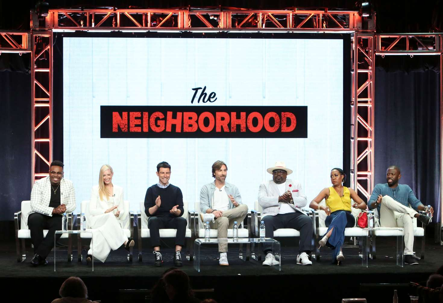 Beth Behrs 2018 : Beth Behrs: The Neighborhood Panel at 2018 TCA Summer Press Tour -02