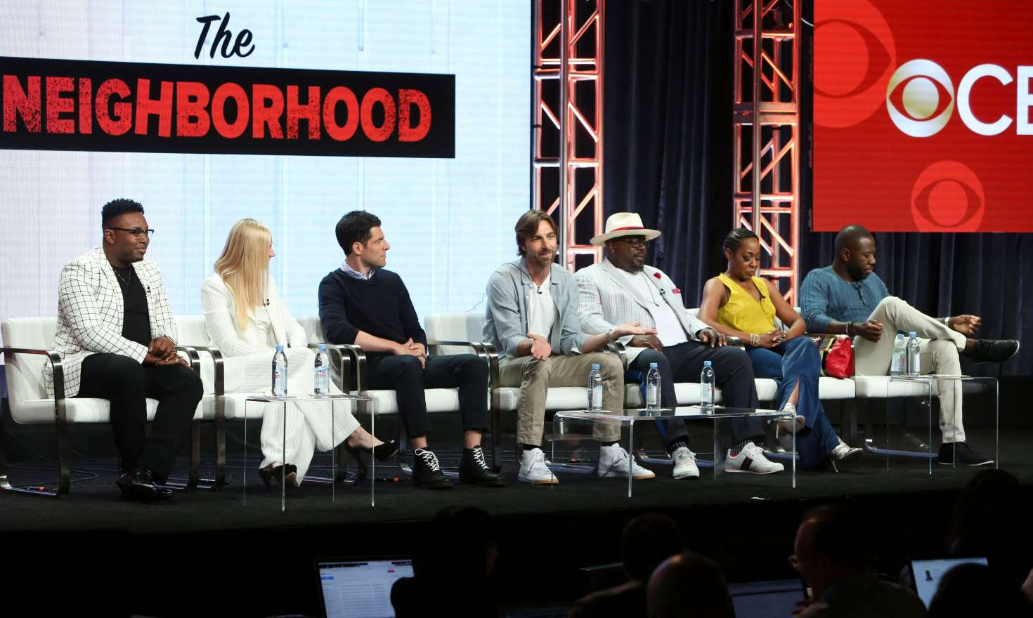 Beth Behrs 2018 : Beth Behrs: The Neighborhood Panel at 2018 TCA Summer Press Tour -04