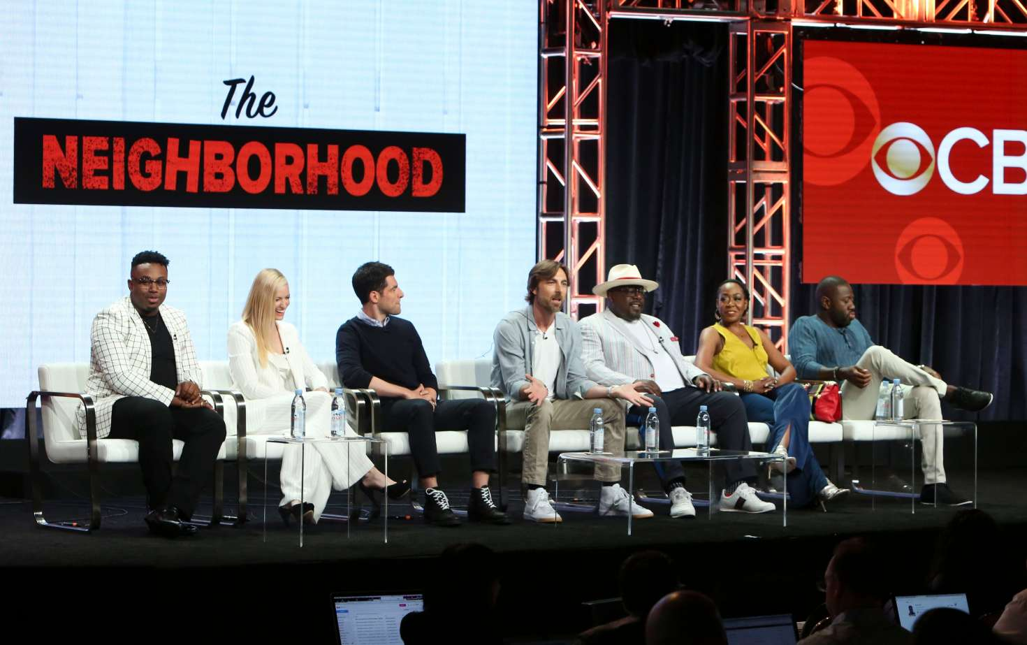 Beth Behrs 2018 : Beth Behrs: The Neighborhood Panel at 2018 TCA Summer Press Tour -06