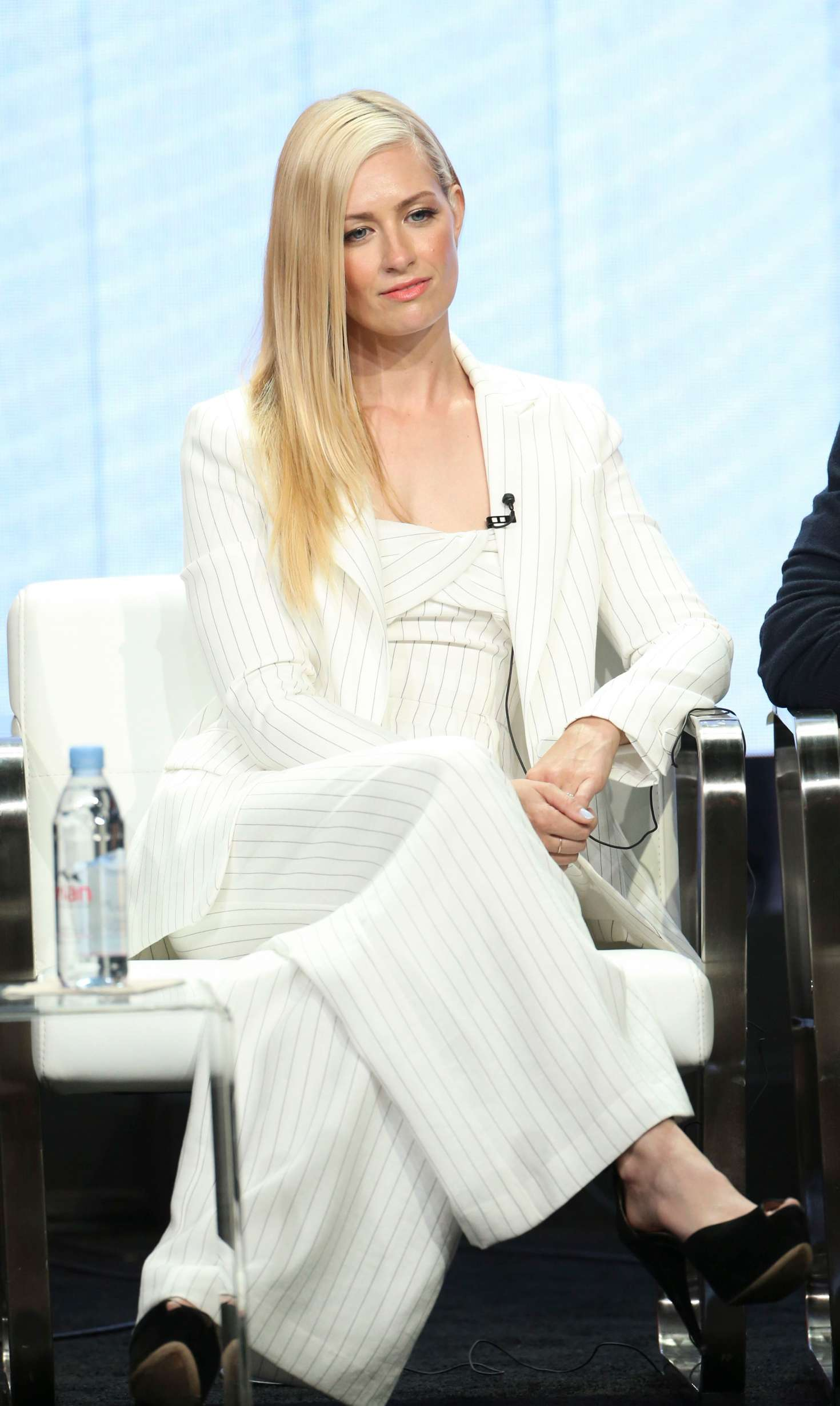 Beth Behrs 2018 : Beth Behrs: The Neighborhood Panel at 2018 TCA Summer Press Tour -07