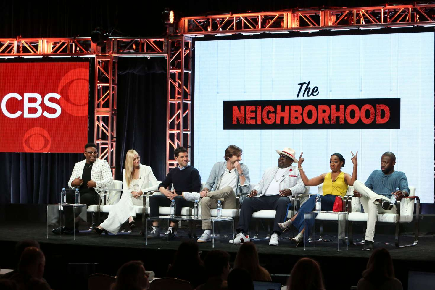 Beth Behrs 2018 : Beth Behrs: The Neighborhood Panel at 2018 TCA Summer Press Tour -11
