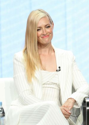 Beth Behrs - 'The Neighborhood' Panel at 2018 TCA Summer Press Tour in LA