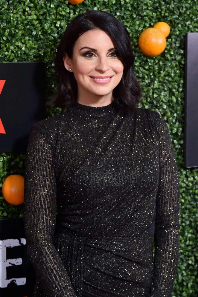 Beth Dover - 'Orange is the New Black' Season 5 Premiere in New York