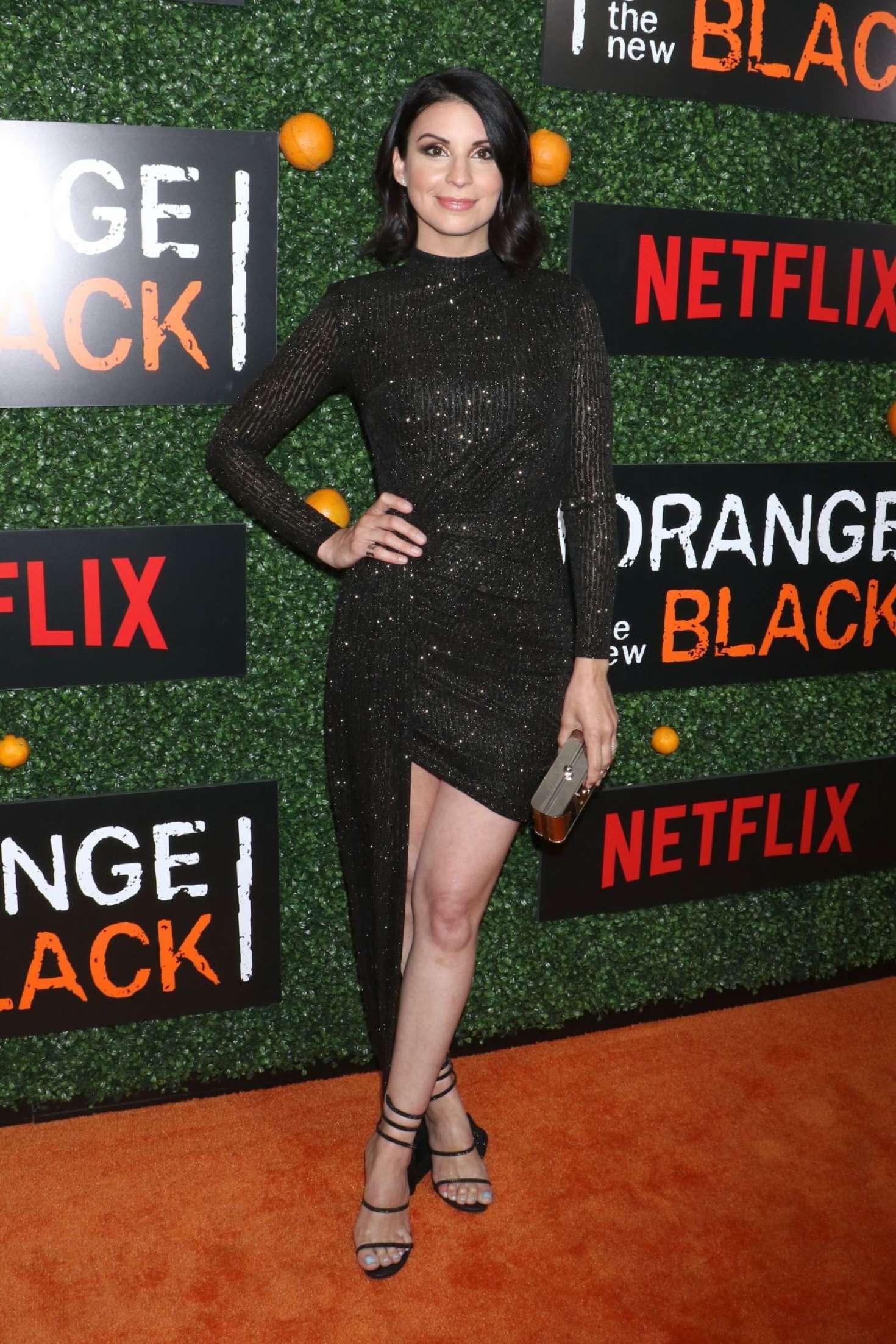 Back to postBeth Dover – 'Orange is the New Black' Season 5 Premiere in New York