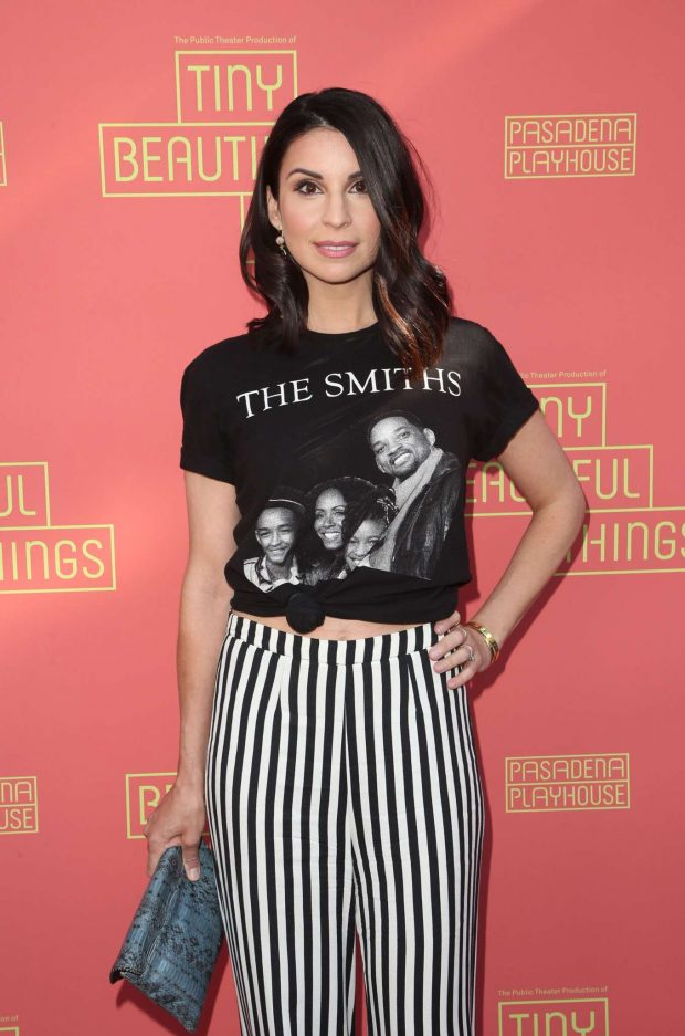 Beth Dover - 'Tiny Beautiful Things' Play Opening Night in Los Angeles