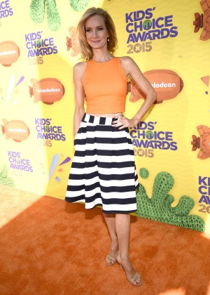 Beth Littleford - Nickelodeon Kids Choice Awards 2015 in Inglewood