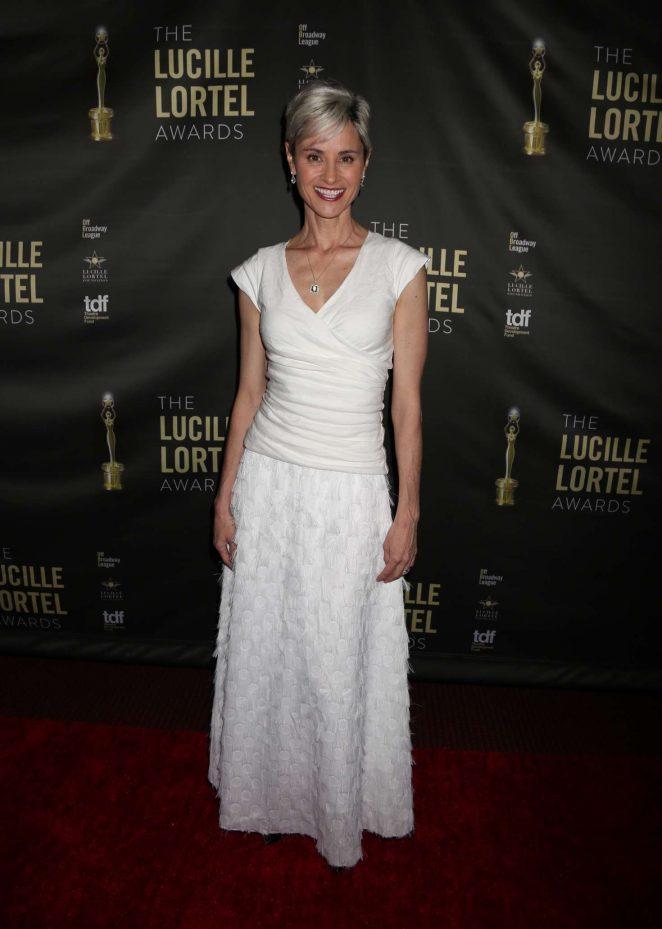 Beth Malone - 2018 Lucille Lortel Awards in New York