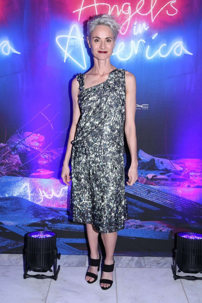 Beth Malone - 'Angels in America' Broadway Opening Night in NYC
