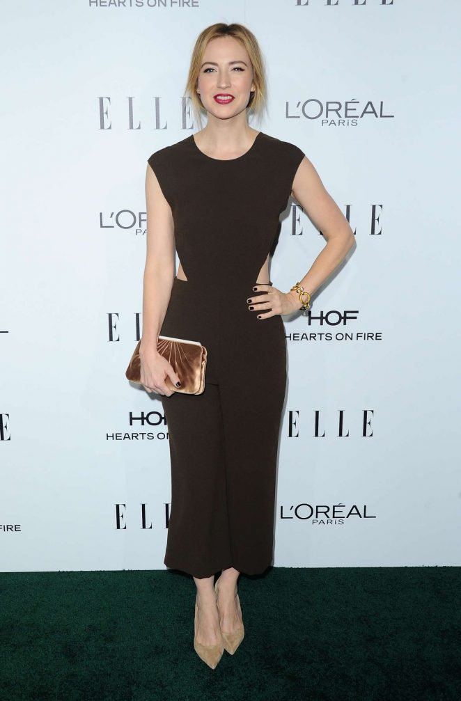 Beth Riesgraf - 2016 ELLE Women in Hollywood Awards in Los Angeles