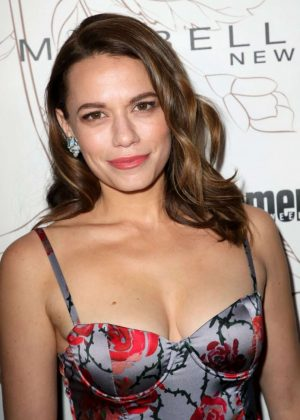 Bethany Joy Lenz - 2018 Entertainment Weekly Pre-SAG Party in LA