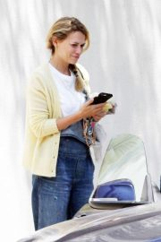 Bethany Joy Lenz - After Lunch at Joan's On Third in Studio City
