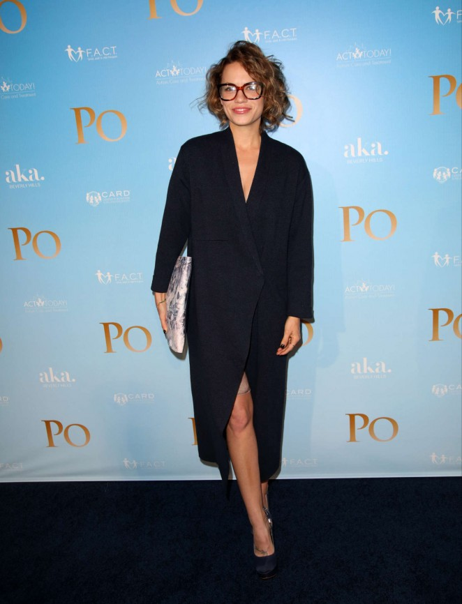 Bethany Joy Lenz - An Autism Awareness Screening of the feature film Po in LA