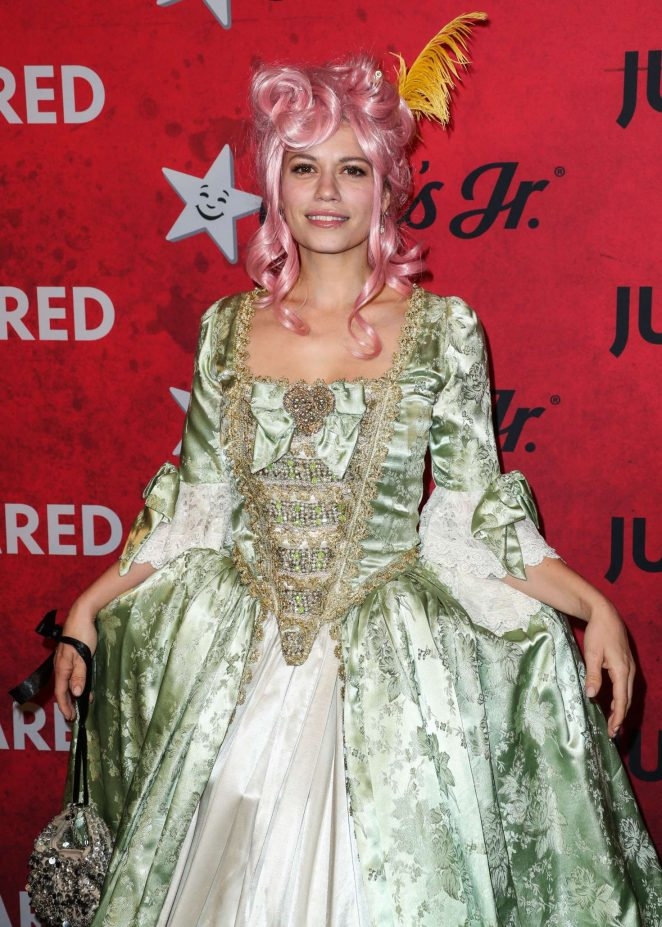 Bethany Joy Lenz - Just Jared's 7th Annual Halloween Party in LA