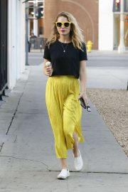 Bethany Joy Lenz - Out in Los Angeles
