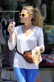 Bethany Joy Lenz - Out in Studio City