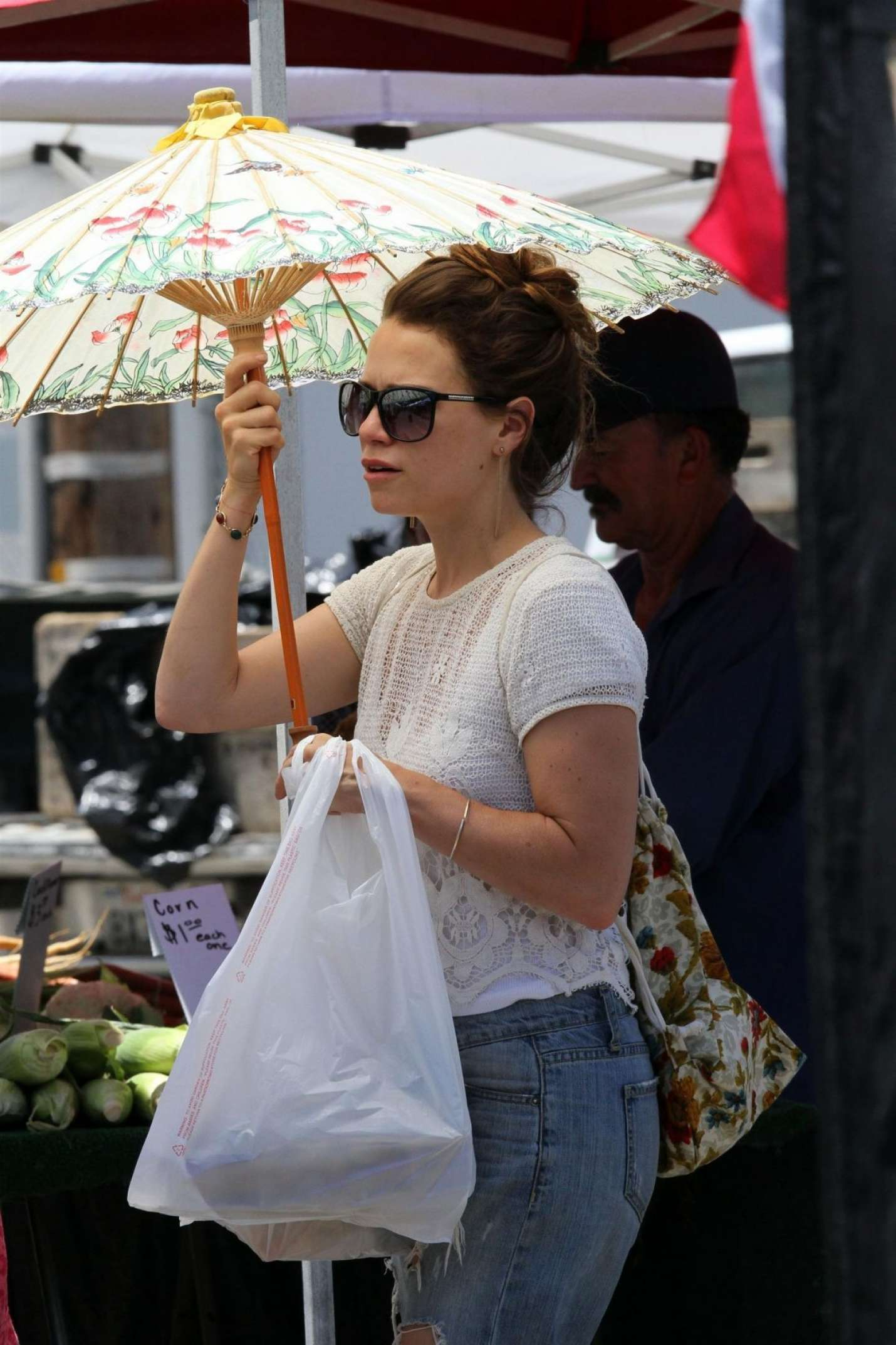 Bethany Joy Lenz 2017 : Bethany Joy Lenz: Shopping at Farmers Market -05