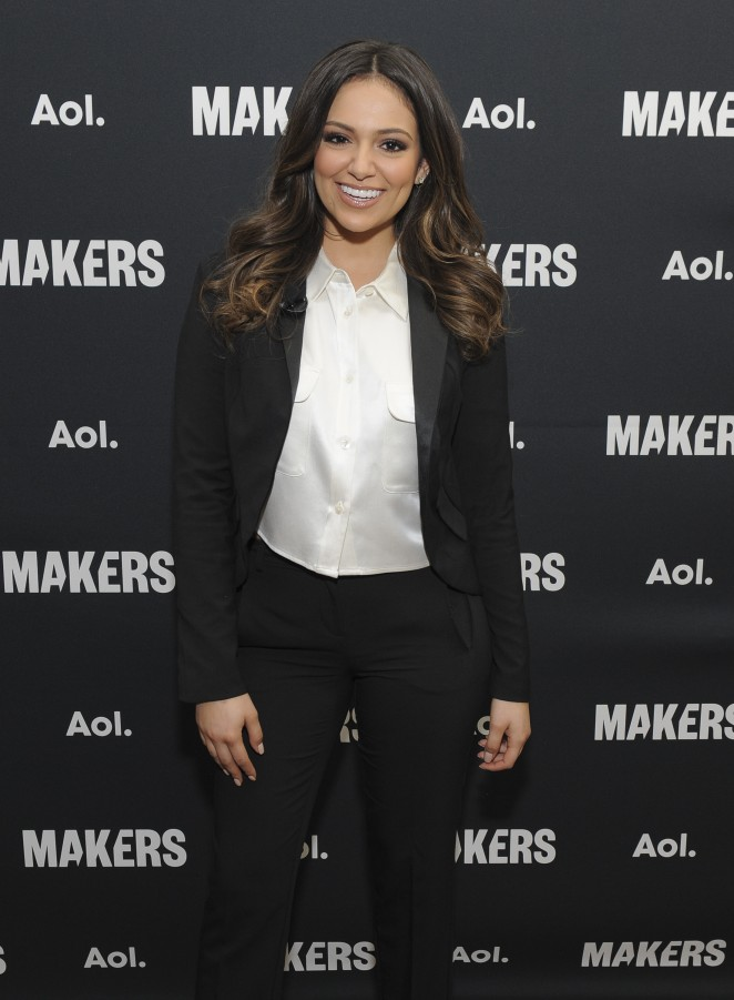 Bethany Mota: 2016 MAKERS Conference -07