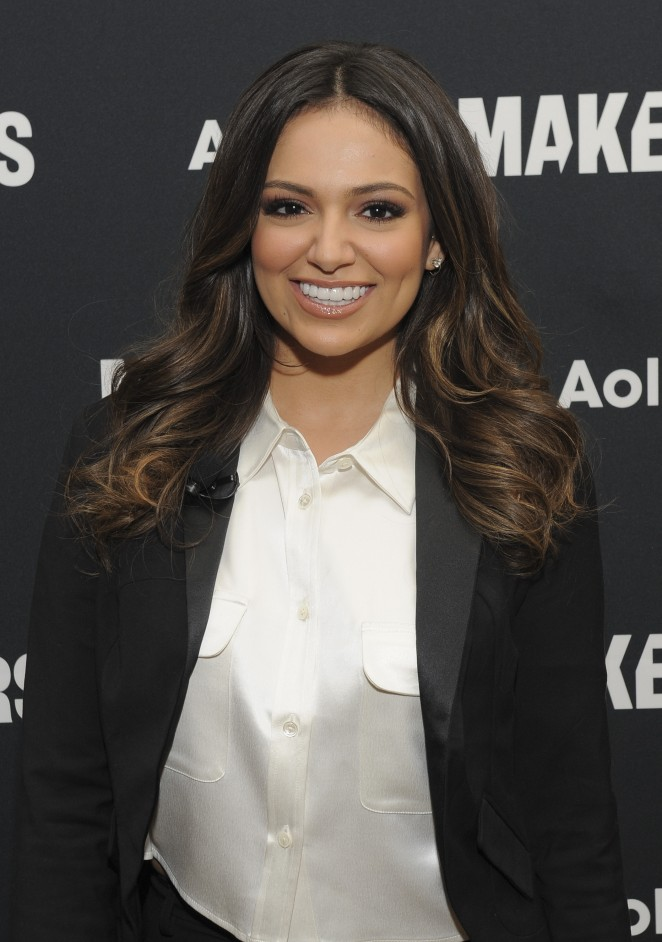 Bethany Mota: 2016 MAKERS Conference -08