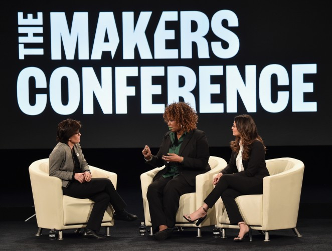 Bethany Mota: 2016 MAKERS Conference -10