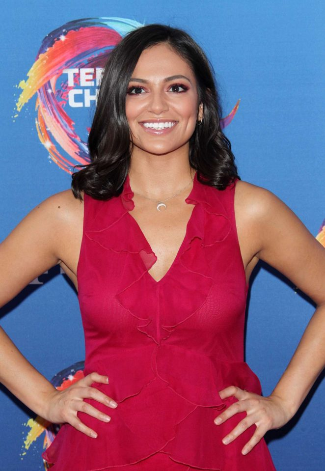Bethany Mota - 2018 Teen Choice Awards in Inglewood